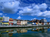 Saint Patrick's Quay, Cork City, Ireland Photographic Print by Richard Cummins