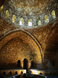 Interior of Hammam (Bathhouse), Tripoli, Lebanon Photographic Print by Bethune Carmichael