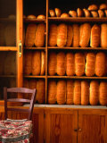 Bread Shop, Hania, Crete,Greece Photographic Print by Alan Benson