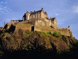 Château d'Edimbourg, Edimbourg, Ecosse Reproduction photographique par Gareth McCormack