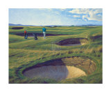 St. Andrews 7th - High (Out) Limited Edition by Peter Munro