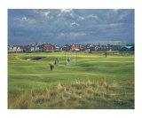 St. Andrews 16th - Corner Of The Dyke Édition limitée par Peter Munro