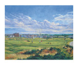St. Andrews 15th - Cartgate (In) Limited Edition by Peter Munro