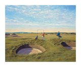 St. Andrews 10th - Bobby Jones Limited Edition by Peter Munro