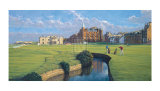 St. Andrews - A Panorama Limited Edition by Peter Munro