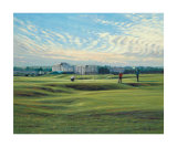 St. Andrews 3rd - Cartgate (Out) Collectable Print by Peter Munro