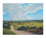 St. Andrews 5th - Hole O'cross (Out) Limited Edition by Peter Munro