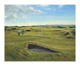 St. Andrews 13th - Hole O'Cross (In) Limited Edition by Peter Munro