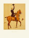 Hogany Tops Premium Giclee Print by  Snaffles