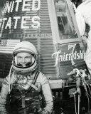 Lt. Col. John Glenn, Astronaut / TIME Magazine Cover, March 2, 1962
