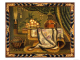 Still Life in Alcove Gicl&#233;e-Druck von John Richard