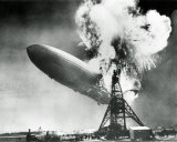 The Hindenburg Disaster Photo