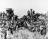 Transcontinental Railroad Completed Photo