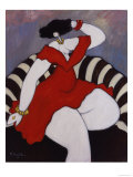 Marie Giclee Print by Michel Boulet