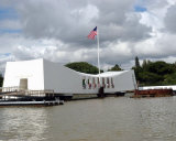 The USS Arizona Memorial Photo