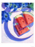 Pueblo I Giclee Print by Carolyn Biggio