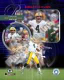 Brett Favre - 300th Touchdown Photo
