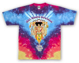 Jimi Hendrix - Bold as Love T-Shirts