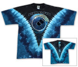 Pink Floyd - Pulse V-Dye Shirts
