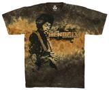 Jimi Hendrix - The Jimi Hendrix Experience T-shirts