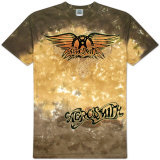Aerosmith - Ray Logo Camiseta