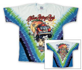 Allman Brothers Band - Mushroom Express Bluse