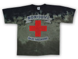 Bon Jovi - Bad Medicine Tshirts