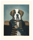 Major-General Stanley Bernard Prints by Carol Lew