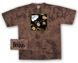 The Beatles - Rubber Soul Album T-shirts