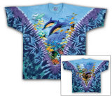 Nature - Caribbean Treasure T-shirts