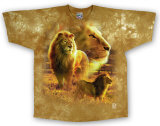 Nature - Lion Pride Camisetas