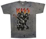 Kiss - Rock N Roll All Nite T-shirts