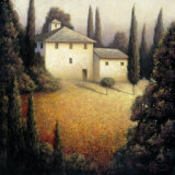 Tuscany Evening I Prints by James Wiens