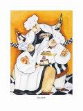 Bon Appetit Posters by Jennifer Garant