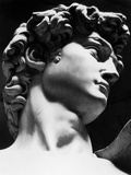 David, Michelangelo Buonarroti, Galleria Dell&#39;Accademia, Florence Reproduction proc&#233;d&#233; gicl&#233;e par Michelangelo Buonarroti 