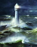 Lighthouse Prints by Steve Bloom