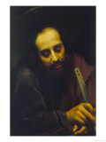 Saint Simon, Palatine Gallery, Pitti Palace, Florence Giclee Print by Carlo Dolci