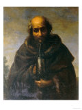 Diogenes, Palatine Gallery, Pitti Palace, Florence Giclee Print by Carlo Dolci