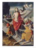 Resurrection, Bargello National Museum, Florence Premium Giclee Print by Marcellus Coffermans