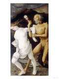 Death and Youth, Hans Baldung Brien, Bargello National Museum, Florence Giclee Print by Hans Baldung Grien