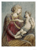 Madonna and Child, National Bargello Museum, Florence Giclee Print by Andrea Contucci Sansovino