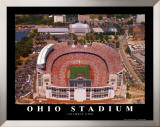 Ohio Stadium - Columbus, Ohio Prints