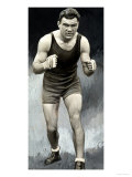 Portrait of the German Boxer Max Schmeling Giclee Print