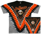 MLB: San Francisco Giants - V-Dye T-shirts