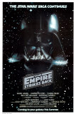 Gwiezdne Wojny - Imperium kontratakuje Plakaty