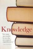 Connaissance, en anglais Affiches