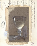 Glass Prints by  Gouny