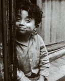 Cute Kid Posters av Sabine Weiss