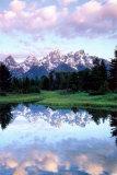 Grand Teton Affiche par Christopher Talbot Frank