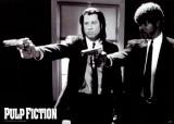 Pulp Fiction - Tarinoita väkivallasta Julisteet